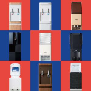 【ウォーターサーバー】卓上型11選 or 床置き型17選をぜ―んぶまとめてデザイン比較!